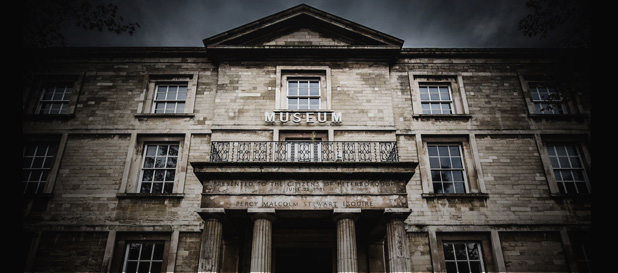 Peterborough Museum Ghost Hunt